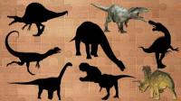 认识双脊龙等8种恐龙