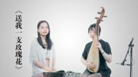 新爱琴从零开始学琵琶 第58课《送我一只玫瑰花》学员示范(一)