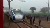 还记得印度2倍速的高铁吗?通车第二天它抛锚了
