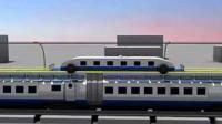 太期待了!未来高铁不停站,乘客中途照样上下车!