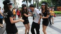 中国游客越南旅游,大街上美女问你要不要生菜,是什么意思?
