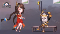 搞笑王者动画:鲁班和大乔来到扁鹊诊所求医,不料双双被扁鹊坑了一把!