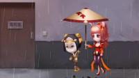 搞笑王者动画:鲁班对公孙离一见钟情,精心策划的表白能否成功呢?