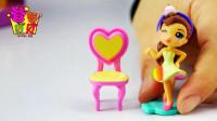炫彩舞池玩具