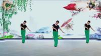 阳光美梅原创广场舞【如果有一天我们都老了】3-柔美形体舞-正面演示