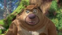 熊出没:熊大被绑架,熊二急忙找光头强求助