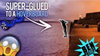 开平衡滑板车去教堂祷告+把滑板车开进海里!这些滑板车新姿势你get了吗?