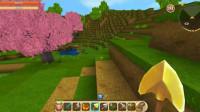 回声解说迷你世界650:庄园大门的竹台阶