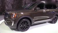 2020款起亚特柳赖德,大型SUV,外观和内饰展示