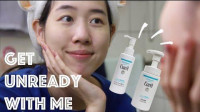 【Selina Beauty 】下班后日常+卸妆 Get Unready With Me feat.Curél