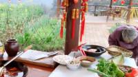 重庆美女直播做饭,锅里的辣椒,太显眼了!