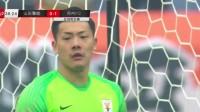 阮文决凌空扫射拔得头筹 鲁能0-1河内FC 2019亚冠资格赛 鲁能VS河内 1