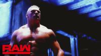 【RAW 02/18】海曼用一段视频盘点布洛克莱斯纳 疯狂碾压式职业生涯