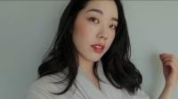 【丽子美妆】中文字幕 Garlic - 日常妆容及发型教程