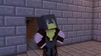 【我的世界】骑士进入神秘隧道,跨出去居然到了岩浆