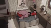 趣味动漫短片《蚊子》,当母蚊子想尽办法撩汉后会是什么结果