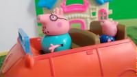 小猪佩奇全集视频:正月十五,猪爸爸要去猪奶奶家了!小猪乔治呢?