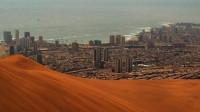 """最""""水深火热""""城市:一面海洋一面沙漠,当地四分之一是中国血统"""