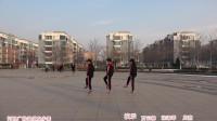 河阳广场鬼步舞9