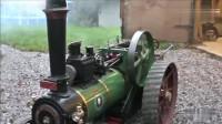 蒸汽汽车上路,见过烧柴油、汽油、天然气的车,见过烧碳的车没