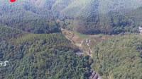 旅者来到云南山区,航拍规划中的机场选址,竟没一块平地?
