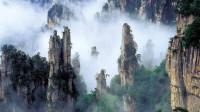 索尼4K摄像机拍摄4K视频-湖南旅游之张家界20190208