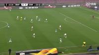 2018/2019欧联1/16决赛全场集锦:那不勒斯2-0苏黎世