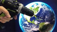 除了给地球装上发动机让其流浪 刘慈欣还要把地球改造成超级大炮