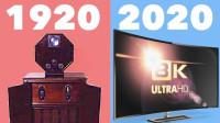 100年前的电视机是什么样子的?你想知道吗?一起来见识下!