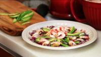 YOYO:加拿大北极虾牛油果沙拉