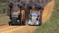 中国的货车司机和德国的货车司机有哪些区别?网友:看完真扎心!