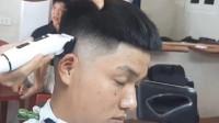 一家剪发15元的理发店,剪的效果很不错