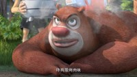 熊出没:烤箱也能当按摩机?熊大表示很好用