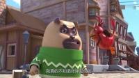 探探猫:小飞红为了立功当战鸟,竟然编出炸弹包裹的谎话!
