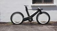 全球首辆粒子加速自行车,无链条和轮毂,将取代传统自行车?