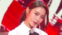 CLC回归音乐银行最新舞台 无法抵挡小姐姐们的酷美魅力