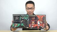 TF—圣贤的玩具分享465, 52toys 万能匣 MB-05盖塔一号&MB-06黑盖塔
