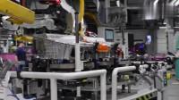 汽车探秘,走进德国宝马工厂,看一辆2019款宝马5系如何组装生产