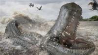 世界上最大的鳄鱼,咬合力比霸王龙大,凶起来连同类也吃!