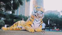 澳洲旅居Vlog:抓住春节的尾巴,感受一次悉尼的新年市集