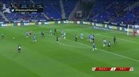 西甲-武磊中柱格拉内罗世界波 西班牙人1-1韦斯卡