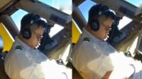 华航机长开飞机睡着 副机长拍视频也被处分