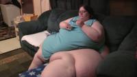 奇葩!美国女子体重1450斤,创造世界纪录,目标突破1吨