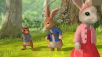 莉莉发现萝卜不见了,觉得是萝卜大盗跟着他们来到这里了!