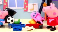 玩具故事猪爷爷是卷心菜小猪佩奇很纳闷