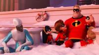 提名奥斯卡最佳动画长片奖!盘点《超人总动员2》中出现的那些彩蛋