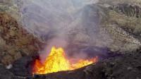 假如不停地往活火山里灌水,能把火山浇灭吗?看完大开眼界