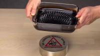 世界上最强的钕磁铁,遇到磁性液体,画面看着都舒服