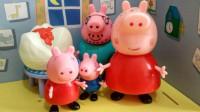 小猪佩奇全集育儿玩具视频,小猪佩奇做梦,梦见自己变成花仙子,帮助老奶奶过马路!