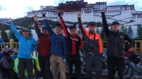 骑行西藏2018川藏北线317 36 当雄到拉萨